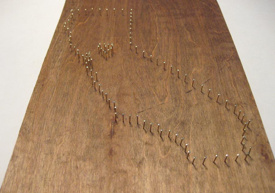 Diy string art k sarah designs img2608 prinsesfo Gallery