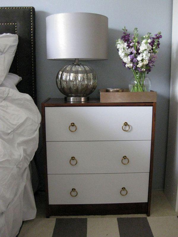 Diy Ikea Rast Makeover K Sarah Designs