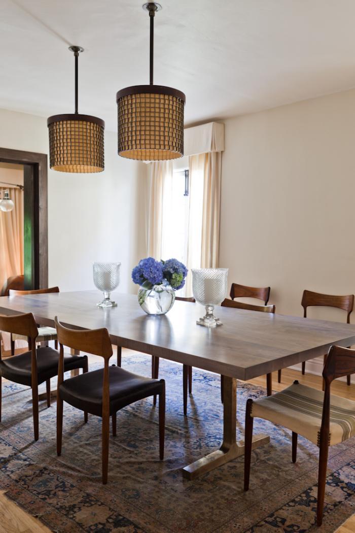 700 Dining Room Estee Stanley 2 Interiors I Love  Estee Stanley S LA Home K Sarah Designs