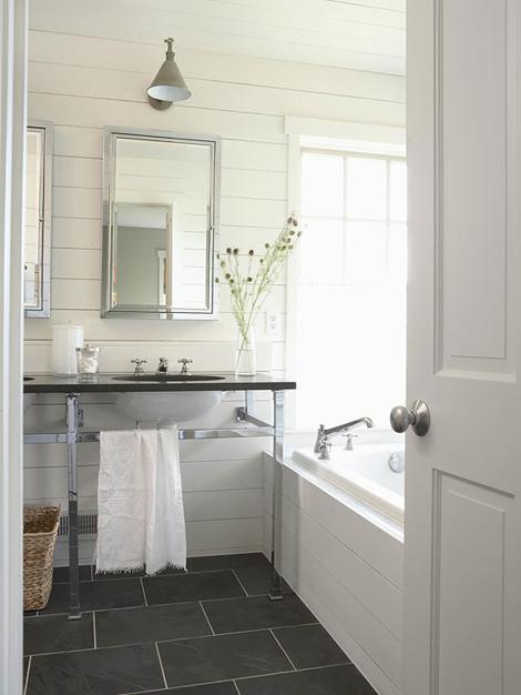 Interiors I Love Barn Lights K Sarah Designs - Barn light bathroom