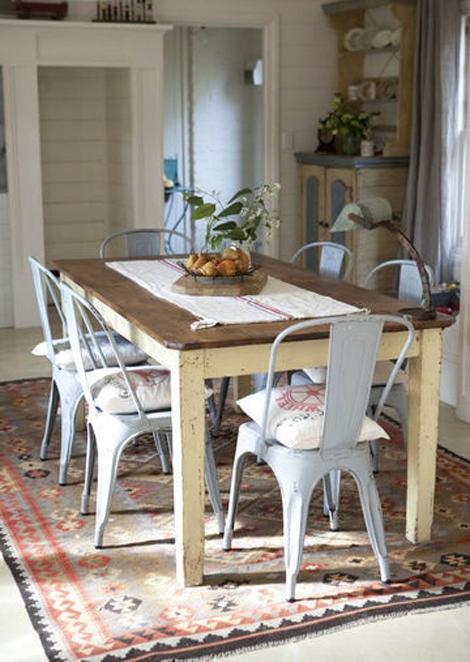 interiors i love tolix chairs k sarah designs