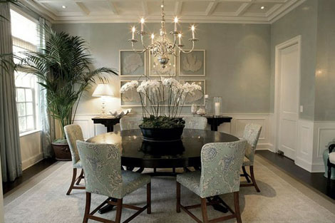 Terrific Dining Room Color Palette Gallery  Best idea home design