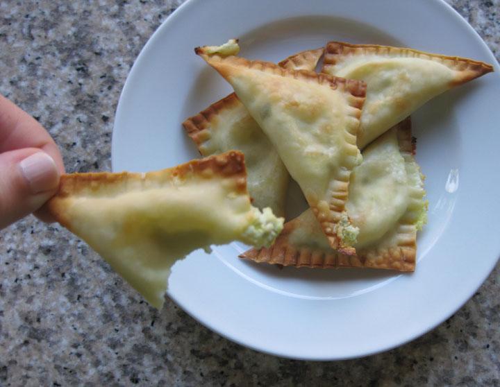Tasty Eats // Baked Jalapeño Popper Bites - K Sarah Designs