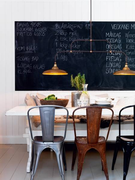 My Favorite Of These Is That First Photo Where The Chairs Are Paired With A Rustic Farmhouse Table Dining Space By Painted Hive
