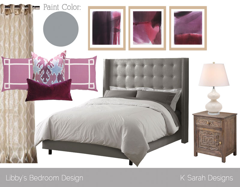 K Sarah Designs: Mood Boards