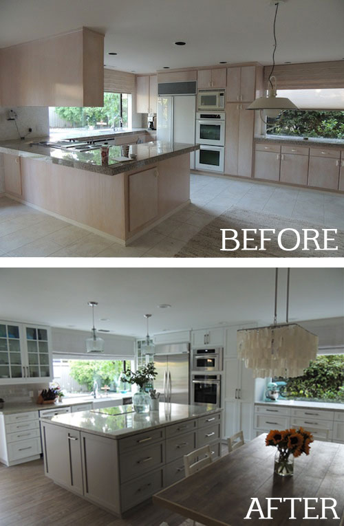 M&D-kitchen-before&after