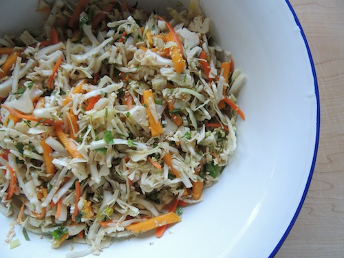 mango slaw spicy asian coleslaw cabbage asian cabbage mango slaw asian ...