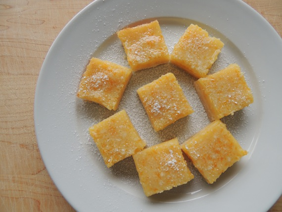 Meyer lemon bars4
