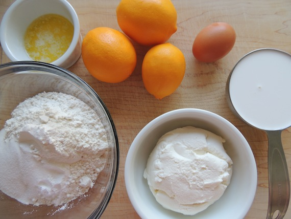 meyer lemon baked ricotta meyer lemon baked ricotta the cheesecake ...