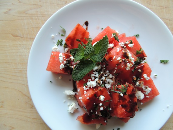 Watermelon Mint Feta Salad5