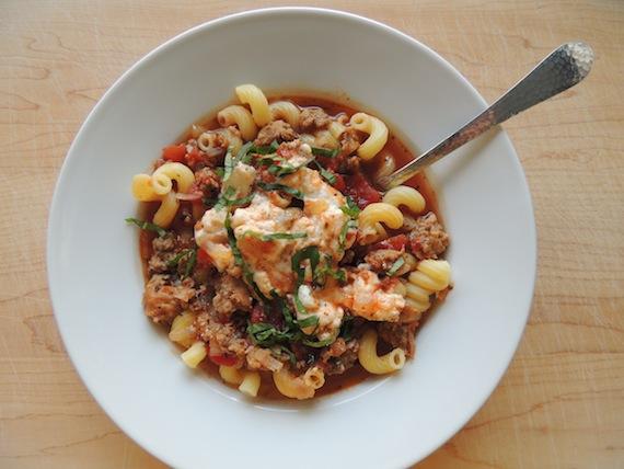 Lasagna Soup1
