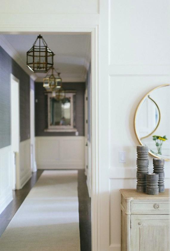 Morris Lantern - Hallway