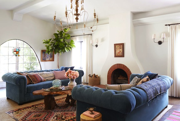 Interiors I Love A Collected California Bungalow K