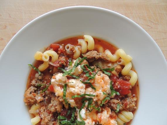 Lasagna Soup4